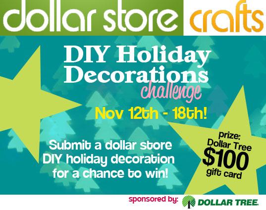 holiday decorations challenge