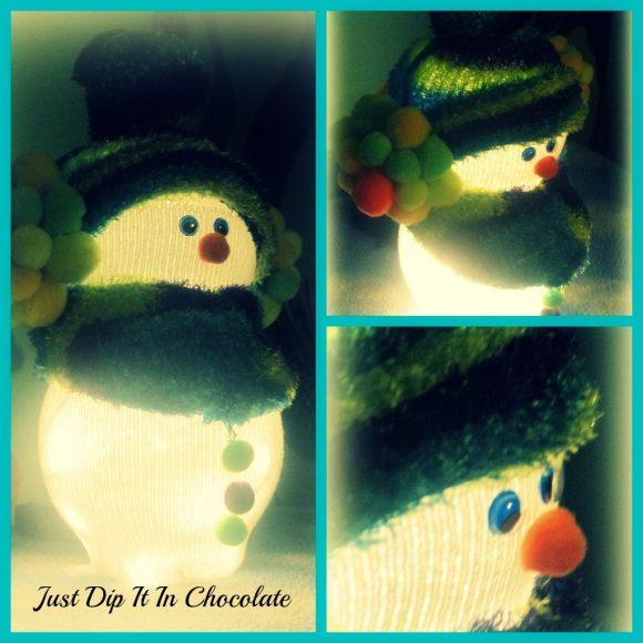 Pancho the Snowman