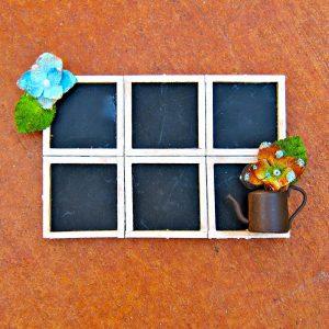 Mini chalkboard Magnet