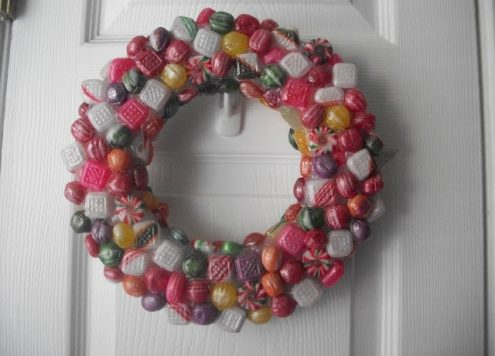 Make a Faux Resin Candy Wrath (via dollarstorecrafts.com)