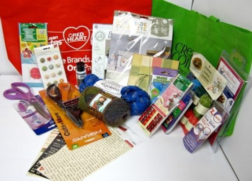 CHA Swag Back - Craft supplies
