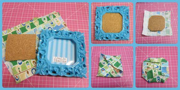 Tutorial for Framed Pin Cushion