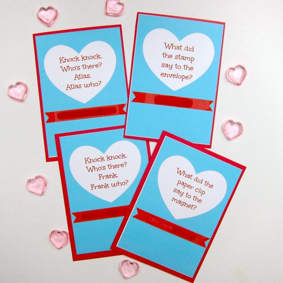 Valentine Scratch Cards