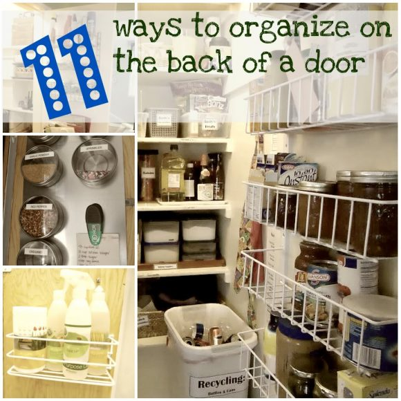 Dollar Store Crafts » Blog Archive » 8 Ways to Get Organized in
