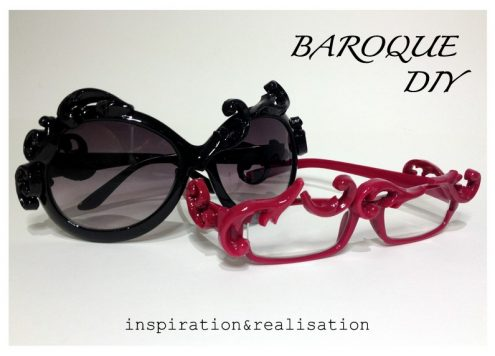 Make Baroque-Inspired Sunglasses (via dollarstorecrafts.com)