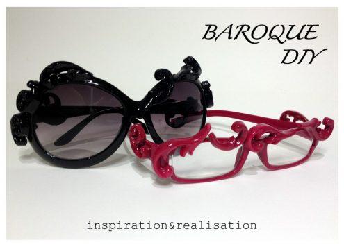 Make Baroque-Inspired Sunglasses (via dollarstorecrafts.com)
