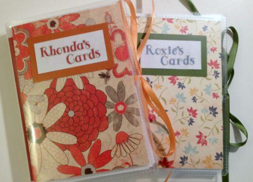 Tutorial: Folios for Handmade Cards