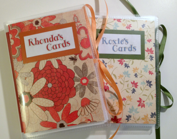 Tutorial: Folios for Handmade Cards