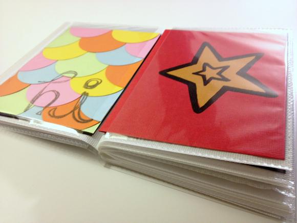 Tutorial: Folios for handmade greeting cards