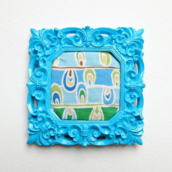 DIY Framed Pin Cushion