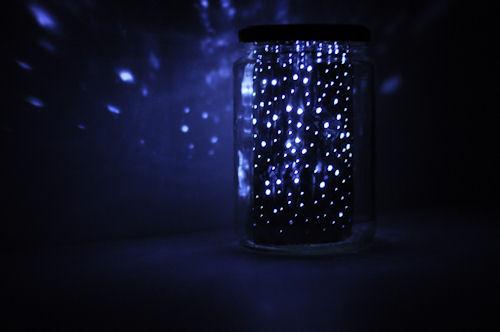 baking pan constellation star lamp