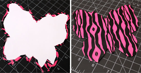 duct tape butterfly tutorial