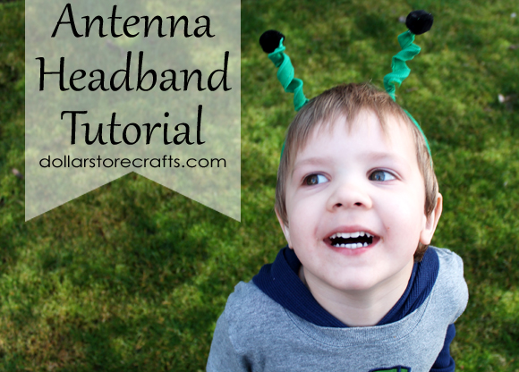 antenna headband tutorial