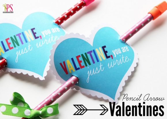 10 Printable Valentine Greetings