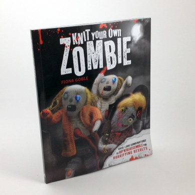 knit your own zombie book
