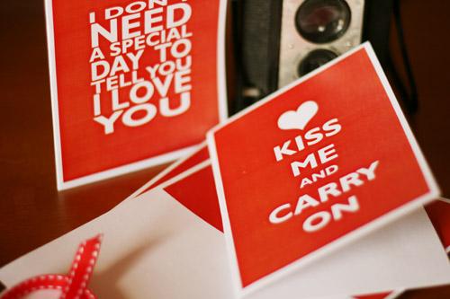 10 Free Printable Valentines