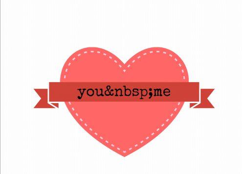 Free Printable: Geeky Valentine Card