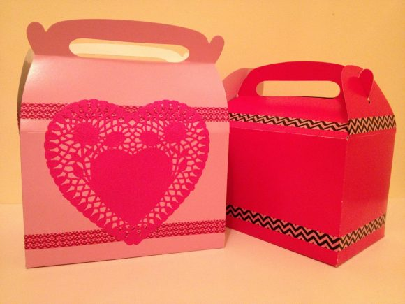 Valentine Lunch Boxes