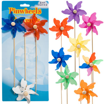 Mini Pinwheels