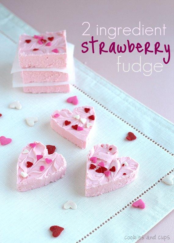 101 Valentine\'s Day Treat Ideas » Dollar Store Crafts