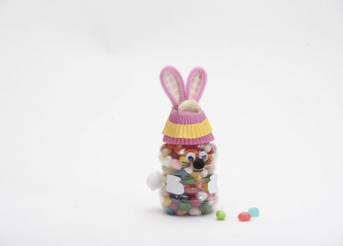 Jelly Bean Bunny Bottle