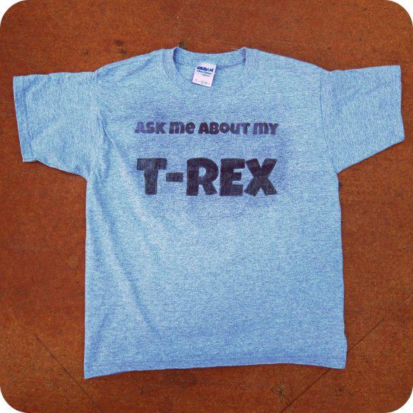 TREX Shirt Front
