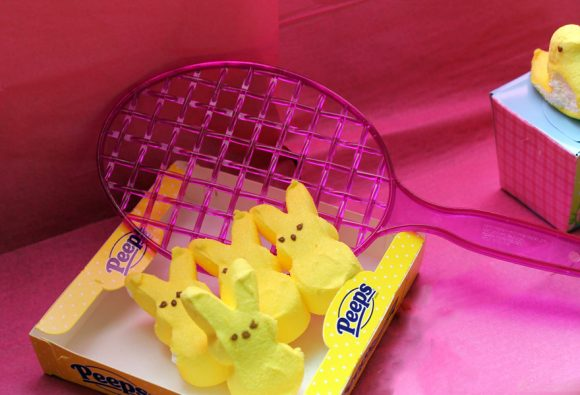 Angry Peeps activity