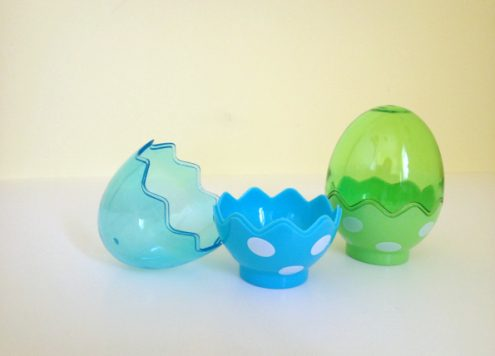 Tutorial: Easter Bunny Egg Domes