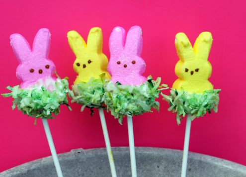 Peeps Easter Basket Pops