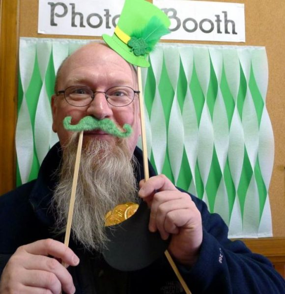 St. Patrick's Day Photo Booth Props