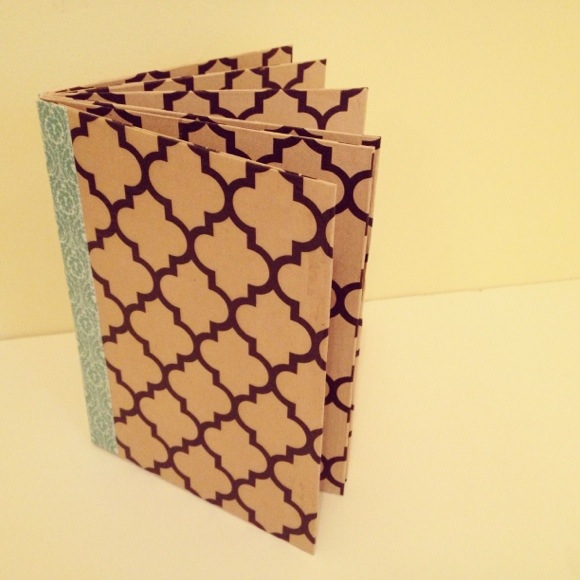 Tutorial: Mini Album Using Recycled Cereal Boxes