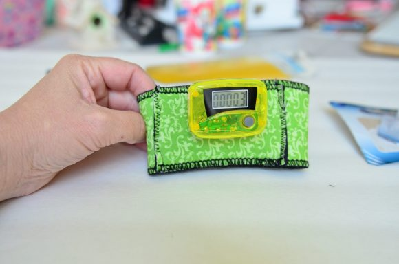 Coozie iPod/Pedometer Holder