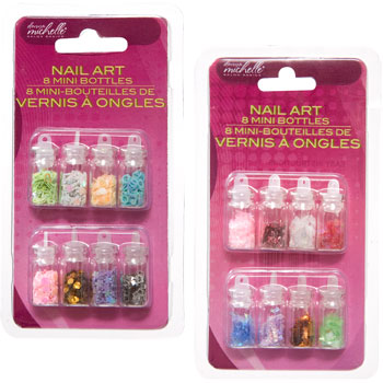 Nail Art Bottles