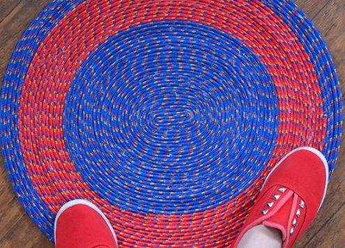Make a Rope Rug