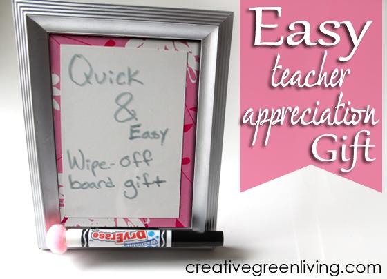 dry erase framed board