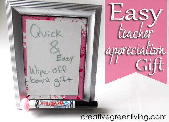 Make a Cute Dry Erase To-Do List