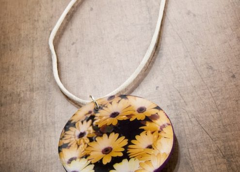 Make a Seed Packet Necklace