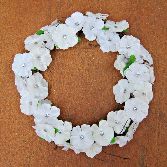 Dollar Store Crafts Wreath