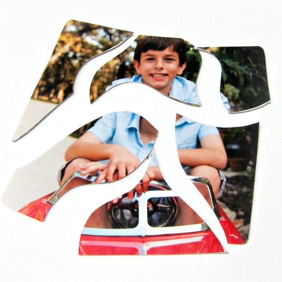Puzzle Photo DIY