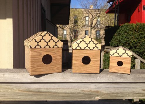 Birdhouse Boxes