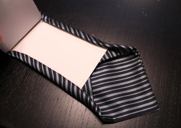 make a pocket square notebook