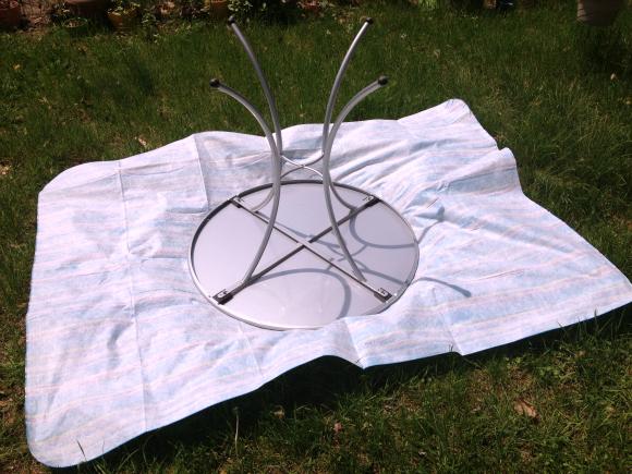 custom sized windproof tablecloth