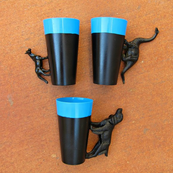 Cups with Animal Handles