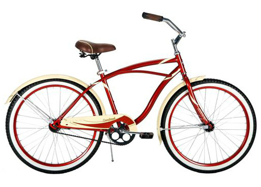 Win a boys' cruiser bike!