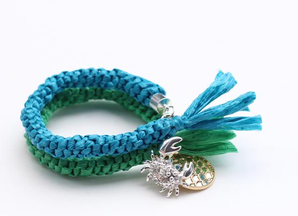 bracelet after