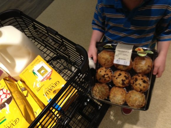 coffee and pastries - Safeway & Gevalia #safewaygevalia