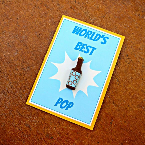 fathers day pop card