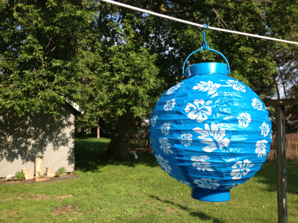 How To Make Paper Lanterns Weather Resistant Dollar Crafts