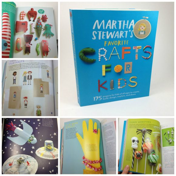 Martha Stewart Crafts for Kids Book Projects