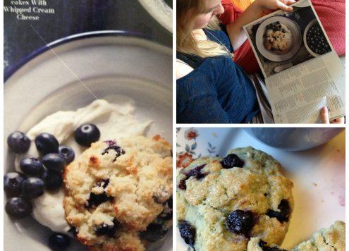 Martha Berry Shortcakes, vegan style